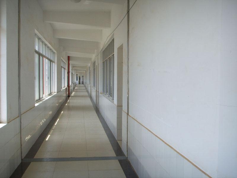 学院教室走廊
